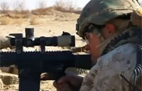 Marine Sniper Team Kills Taliban Spotter