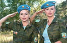 Women of the Russian Military