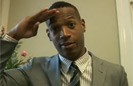 Marlon Wayans Salutes the Military