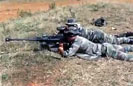 French Army Heavy Sniper Rifle